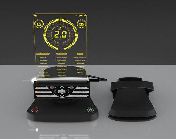 Ultradent Gemini laser kit style italiano