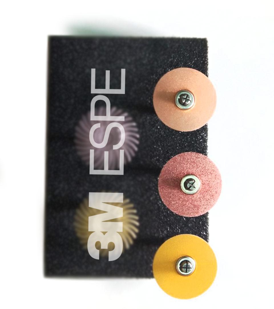 3M expe soflex discs