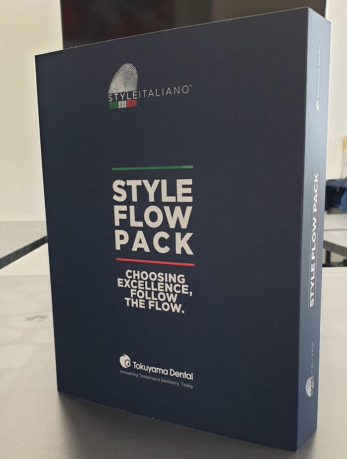 tokuyama style flow pack style italiano styleitaliano