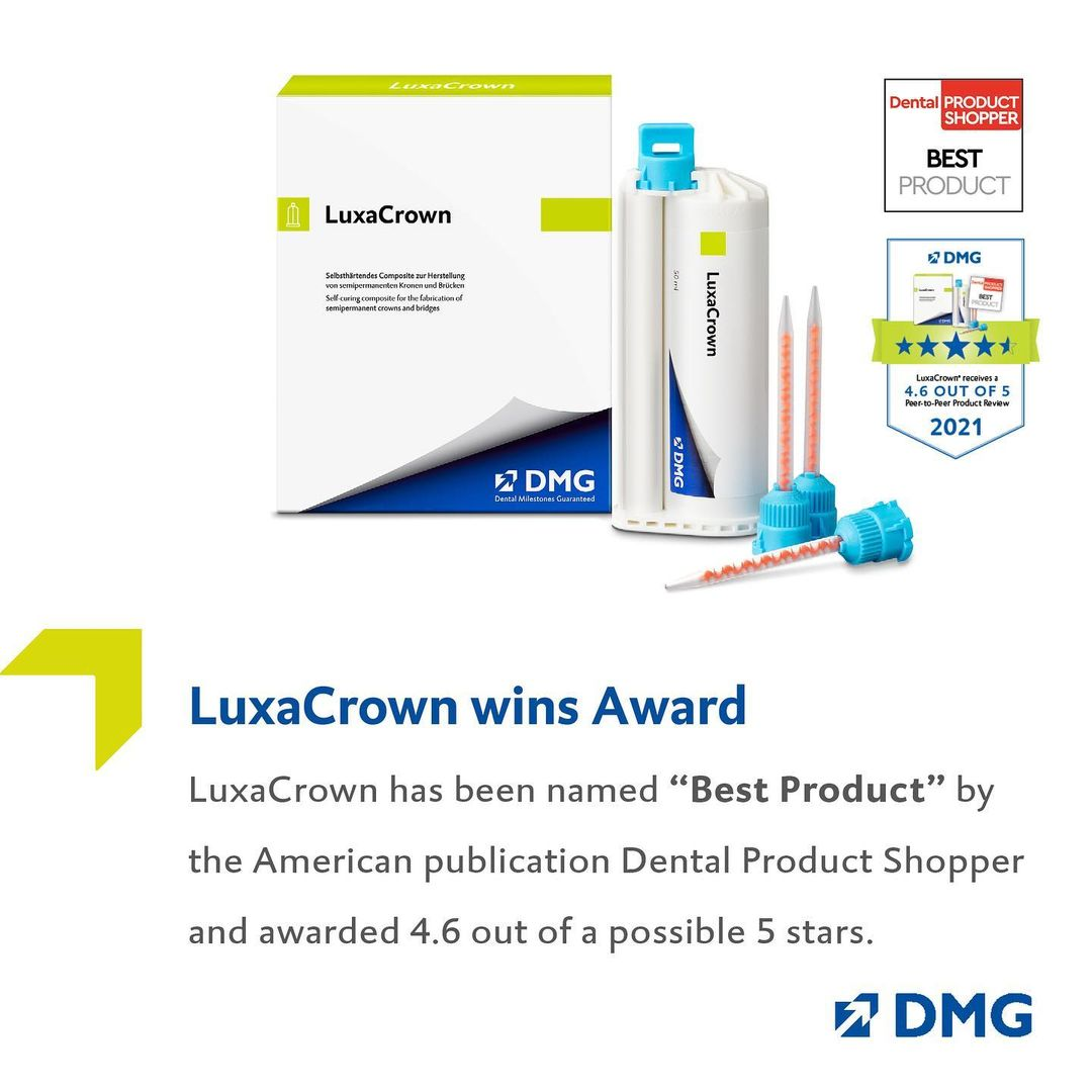 luxacrown wins award