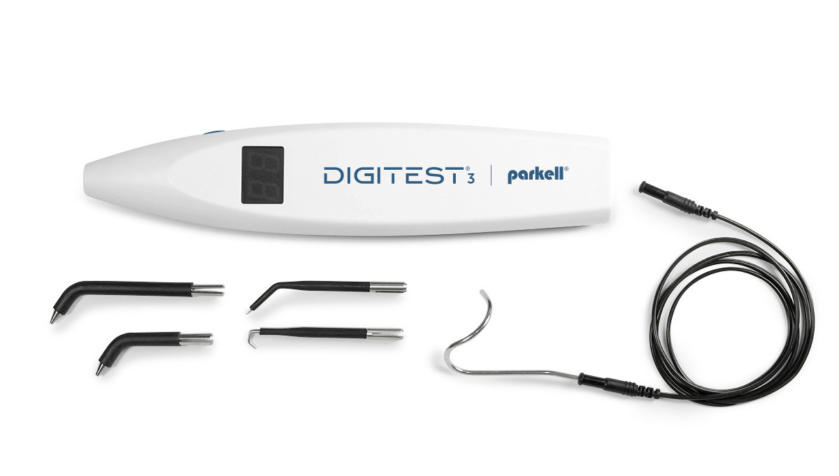 Digitest 3 a pulp vitality tester with a fast learning curve style italiano styleitaliano