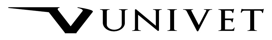 univet logo black style italiano styleitaliano