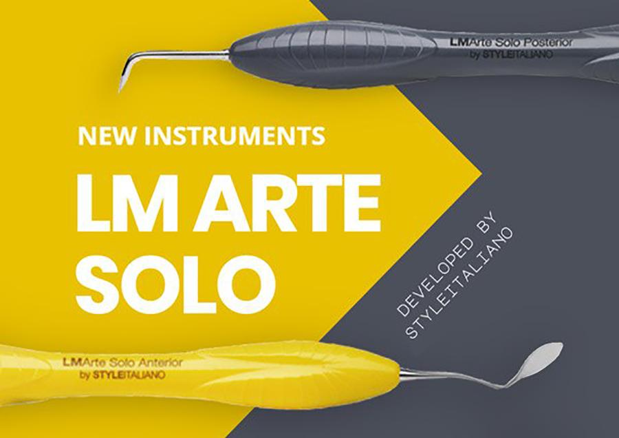 LM ARTE SOLO Style Italiano styleitaliano anterior posterior dentristry